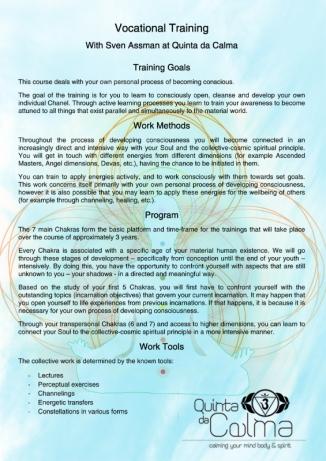 Vocational Training details ENG