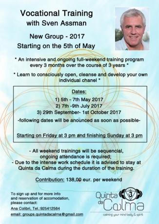 Vocational Training III Info ENG