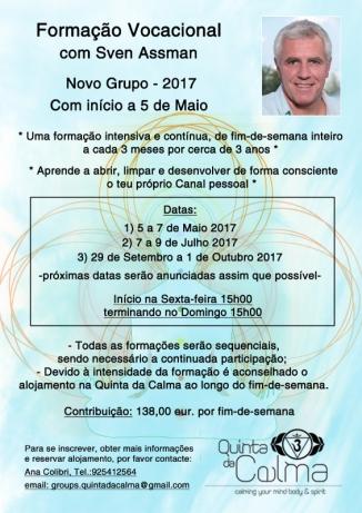 Vocational Training III Info PT